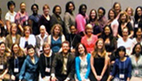 Group picture from Women's International Research Engineering<br />
